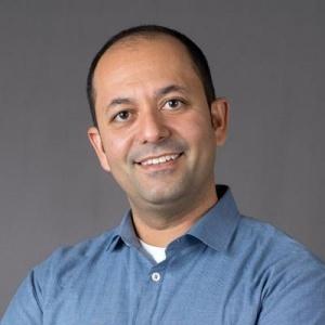 Sumit Kapur, CFO/CTO at 3Degrees