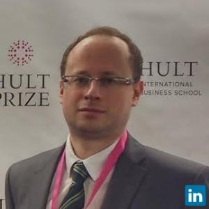 Vladimir Baydin Ph.D. MB, MBA Candidate   Private Equity   Venture Capital   Financial Modelling   Strateg