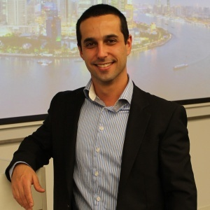 Rafael Buzin, Planning & Performance Associate Director