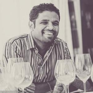 Ar Vrushabh Patil, CEO of Hospitality Company