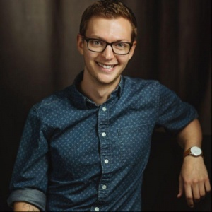 Zach Grosser, Design Education Manager at Figma Design