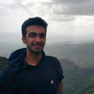 Mohnish Amarnani, CEO at Intrinsic Finance