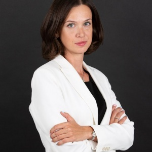 Rositsa Chopeva, Finance Geek and Fundraising Strategist
