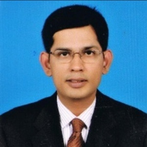 Satish Ramanathan, Quantitative Analyst
