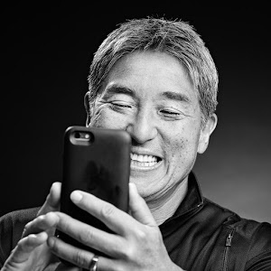 Guy Kawasaki, Chief evangelist of Canva and part-time podcaster