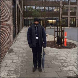 Selorm Alfred Ametewee, Founder at SHEQXEL