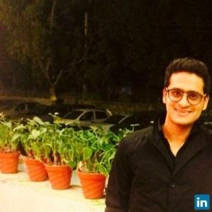 Vinayak Aggrawal, Student at Delhi University