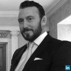 Andy O'Donovan, Partner, Director of International Sales
