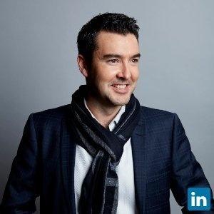 Arnaud Van de Voorde, Digital business transformation executive