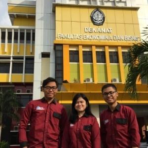 Damas Pandya Janottama, Siswa di Diponegoro University