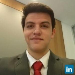 Rick Prieto Palacin, Estudiante de economía