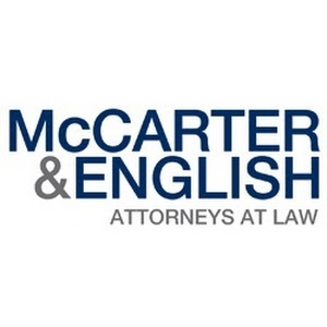 McCarter & English, US Law firm of 400 lawyers.