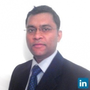 Srini Rao, Experienced project finance analyst