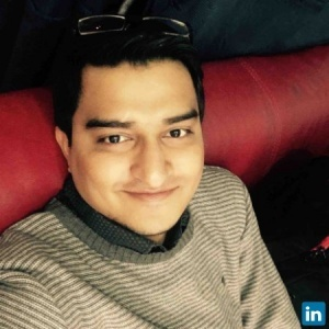 Pawan Maheshwari, Executive - Corporate Finance