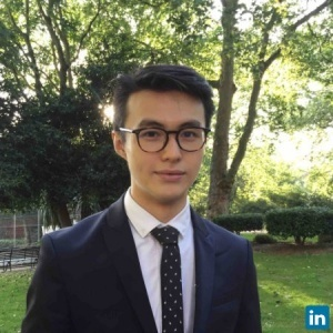Terence Tan, LSE MSc Candidate in Real Estate Economics and Finance