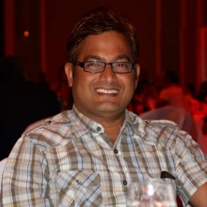 Hemant Kashikar, Electrical Engineer