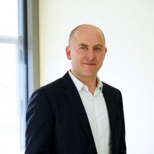 Klaus Enke, Group Managing Director at STP