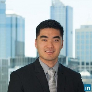 David Liu, Financial forecasting tool for startups and small business