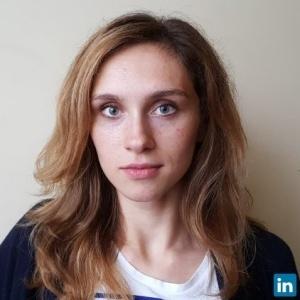 Aistė Tekoriūtė, Student at Vilniaus Universitetas