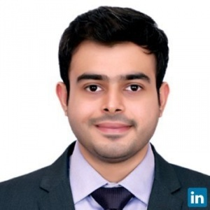 Vishal Bhanushali, Equity Research Intern at The Money Roller, CFA Level 1 Candidate & Junior Coordinator, Systemix, IIFT, Delhi