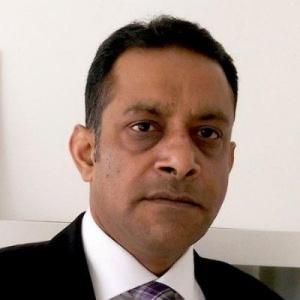 Supratik Ghosh, Vice President - Finance & Commercial at Intercare Ltd.