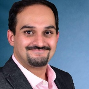Kameel Vohra, Global Launch Marketing Manager at Dell