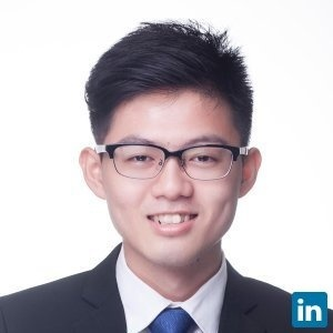 Wenjie Lim, Graduate Associate at DBS Bank