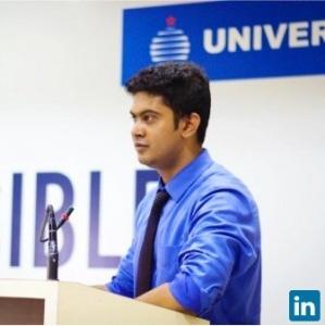 Nilanjan Das, PGDM Student at Indira School Of Business Studies