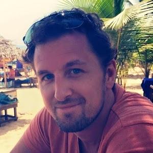Justin Roberts, Digital Product Designer