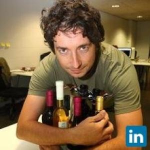 Nico Bour, CEO & cofounder en Uvinum