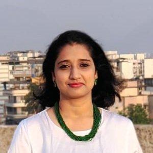 Padmashri V, Finance Professional