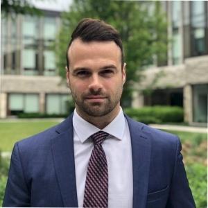 Kenton Parrott, CFA, MBA, Private Equity Associate
