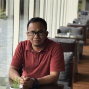 Abdollah Siregar, Co-Founder Nyewain.com
