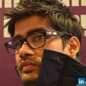 Shranick Sethia, Founder@Magicway