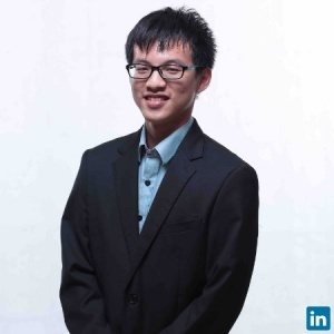 Vincent Lim Vui Sheng, Student at Universiti Teknologi Swinburne Malaysia