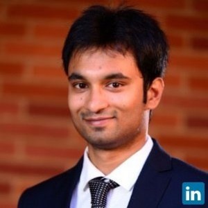 Koushik, Master of Financial Engineering Candidate at UCLA Anderson