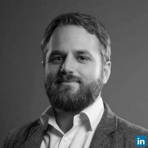 Aleksander Nowak, CIO and Blockchain Expert