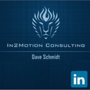 Dave, Owner of In2Motion Consulting