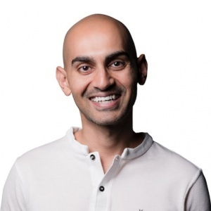 Neil Patel, Co-Founder at Crazy Egg & Hello Bar