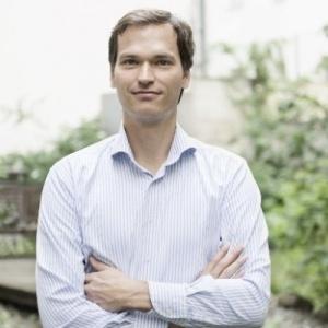 Nicolas Hantzsch, Company Scout German Accelerator Tech Germany