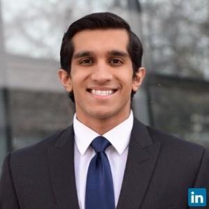 Aahan Naik, Student at Binghamton University